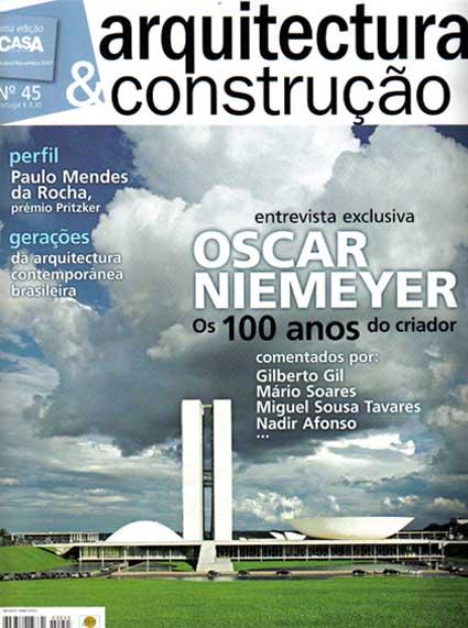 REVISTA ARQUITECTURA E CONSTRUÇÃO